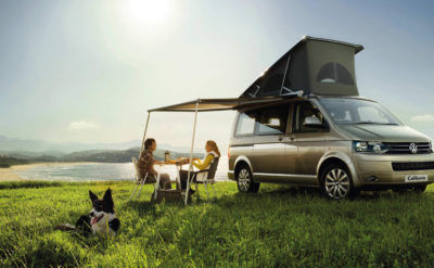 Pet Friendly Campervan Hire - Top Tips